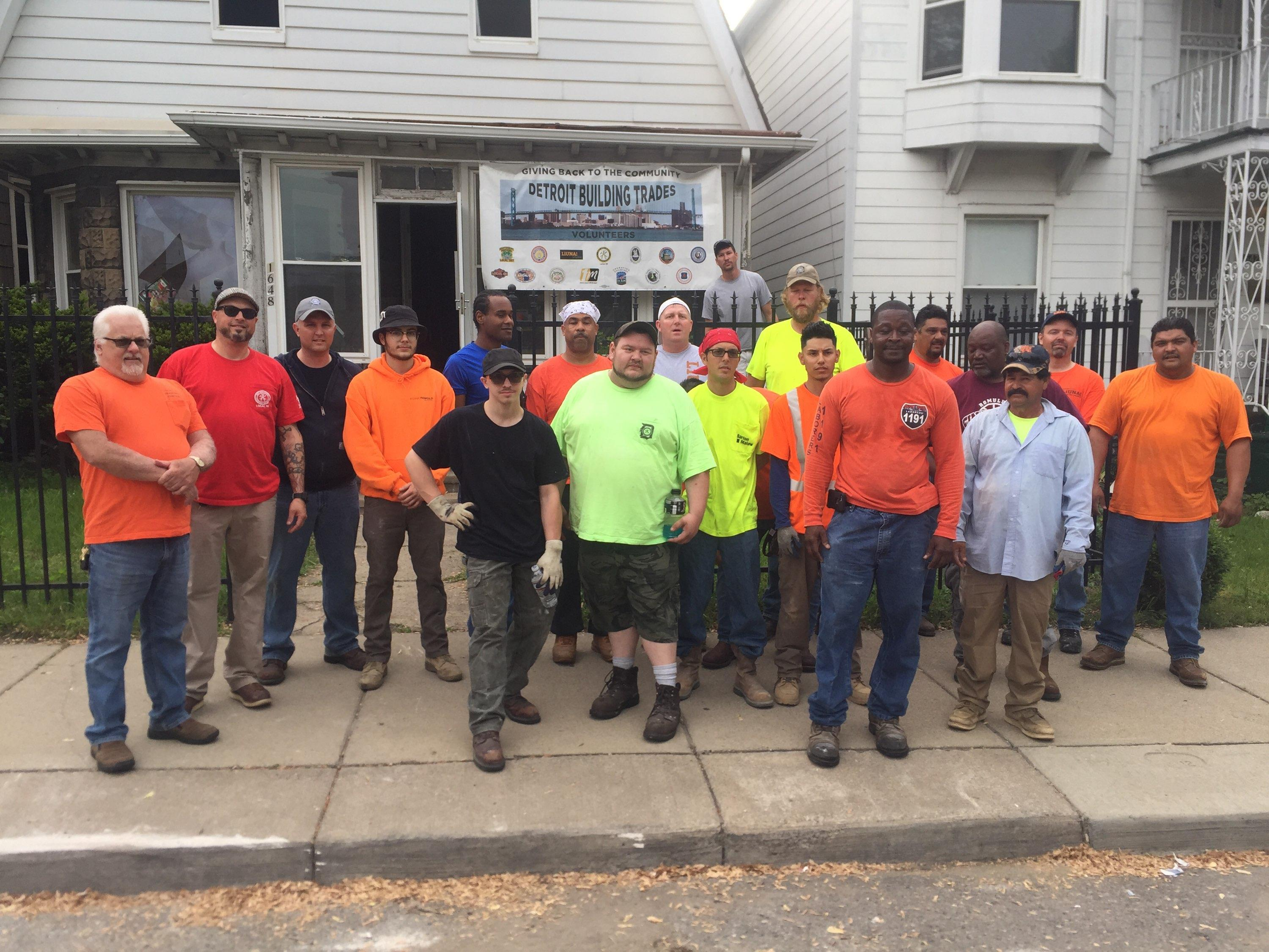 Local 1191 in the Community